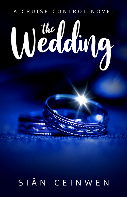 The Wedding - Sian Ceinwen - Cover art